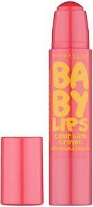Maybelline Baby Lips Color Crayon 10 Sugary Orange