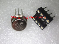 2 pcs Mono Audio OpAmp LME49710HA Metal TO-99 with adapter
