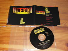 BOB SEGER - THE FIRE INSIDE / 4 TRACK MAXI-CD 1991