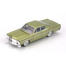 Classic Metal Works 30169 1:87 HO Mini Metals 1967 Ford Custom 500 4-Door Sedan
