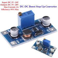 2A DC-DC boost step up volt converter power supply 2V-24V to 3v5v6v9v12v19v YL