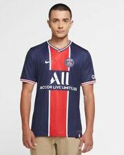 PSG Nike Maglia Calcio Football Shirt UOMO Blu 2020 21 Home