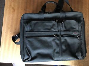 Tumi 26061 Alpha Expandable briefcase
