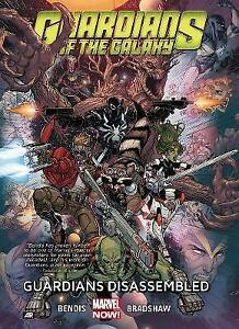 Guardians the Galaxy Volume 3: Guardians Disassembled Marvel (2015, Paperback)