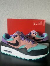 Nike Air Max 1 NK Day (GS) 5Y WMNS 6.5 AT8131 001 Have A Nike Day