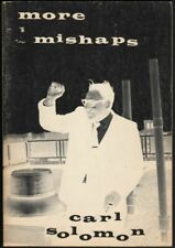 Carl Solomon / More Mishaps First Edition 1967