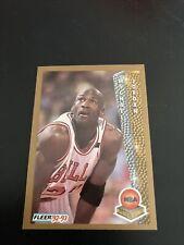 1992-1993 Fleer Michael Jordan NBA AWARD WINNER HOF 246  GOAT Mvp