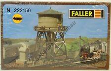 Faller N 222150 Wasserturm mit Zubehör OVP