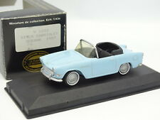 Starter N7 Provence Resina 1/43 - Simca Oceane 1957 Blu by CEC