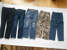5 Pair of Boys Pants ***HOLLISTER-OLD NAVY-WRANGLER-1969 and more!!!