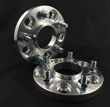 """(2) 5X105 TO 5X100 CONVERSION WHEEL ADAPTERS SPACERS 