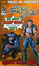 SHARKY #3 (1998) 1ST PRINTING BAGGED & BOARDED IMAGE COMICS