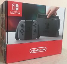 New Nintendo Switch - 32GB Gray Console (with Gray Joy-Con).  Stock On Hand