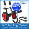 AQUATRACK SUP STAND-UP PADDLEBOARD TROLLEY -Ski/Surfboard Folding Aluminium Cart