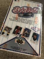1991 Upper Deck Baseball Sealed Box Michael Jordan SP1