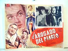 ¡ONLY AVAILABLE 24h.!/ L'affaire Nina B./Nadja Tiller/1961/OPTIONAL SET/55101/1