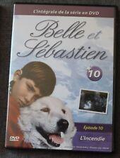 Belle et Sebastien, episode 10 - l'incendie,  DVD serie TV
