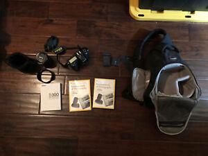 Nikon D300S Digital SLR/ 28-200mm Lens With Accessories