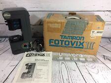Tamron Fotovix Iii Film Video Processor Tf-56Wu - Tested Working