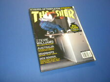 Thrasher magazine 2001 July Skateboarding/Skateboard