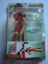 Figurine Ri Kouran Sakura Wars Real Model CD neuf blister Sega