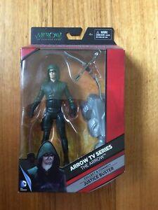 Dc Comics Multiverse Arrow Tv Series Figure Green Arrow