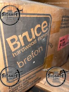 bruce  breton flooring 2 box lot