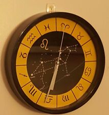 "Round ""Leo"" Constellation Clock - Battery Operated - Quartz Movement"