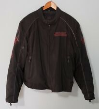 Men's Harley Davidson Willie-G Skull Nylon Jacket XL w/ Zip-in Poly Liner
