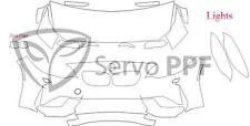 16+ BMW M2 3M Scotchgard Pro Series Clear Bra Kit