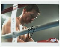 Mark Wahlberg Signed Glossy 8x10 Photo With COA From PSA/DNA Autographed