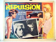 ¡ONLY AVAILABLE 24h.!/ REPULSION/CATHERINE DENEUVE/1965/OPTIONAL SET/55113/1 MEX