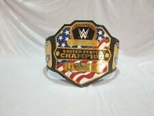 US United State Wrestling Championship Belt Replica