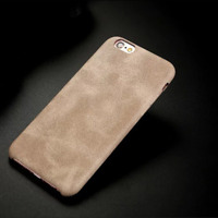 PU Leather Protective Ultra-thin Case Cover Defender for Apple iPhone 8/7 Plus X