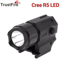 TrustFire G03 CREE XP-G R5 LED Tactical Gun-Mounted Flashlight Lamp for Camping