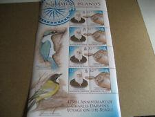 SOLOMON ISLAND 2006 EXPLORATION ANND INNOVATION- CHARLES DARWINS FULL SHEET