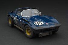 RACE WEATHERED | Exoto 1966 Penske Corvette GS | Sebring / 1:18 | #RLG18032FLP