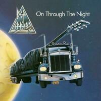 DEF LEPPARD ON THROUGH THE NIGHT CD ALBUM (Released March 20th 2020)