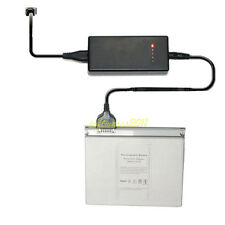 """External Laptop Battery Charger F Apple MacBook Pro 15"""" MA463 MA464CH MA600 New"""