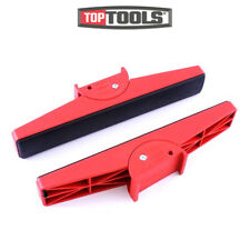 Bessey KR-AS K Body Revo Fixed Jaw Parallel Clamp Tilting Adapter 170 x 25mm 2pc