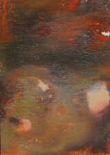 ACEO ORIGINAL PAINTING by Studio Angela Brown Abstract #7
