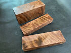 Stabilized Old Growth Redwood Knife Handles Scales Blanks