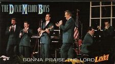 "THE DIXIE MELODY BOYS.""GONNA PRAISE THE LORD LIVE!"".RODNEY GRIFFIN...GOSPEL VHS"