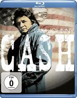 JOHNNY CASH - I AM JOHNNY CASH   BLU-RAY NEW+