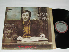 STEVEN SCHLAKS Blue Dolphin LP 1977 Telson Records Made in Canada VG+/VG