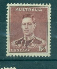 RE GIORGIO VI - KING GEORGE VI AUSTRALIA 1937/1949 Common Stamp 11/2d