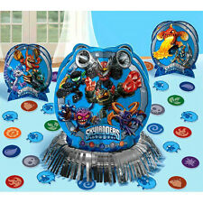 SKYLANDERS PARTY SUPPLIES TABLE DECORATING KIT WITH CONFETTI
