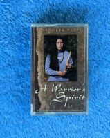 CHEROKEE FLUTE A Warrior's Spirit Cassette Tape 1996 Native American Music