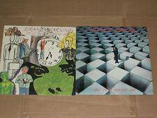 MIRANDA WARNING lot 2x LP growing up YOUR LIFE garage punk bob weston lemonheads