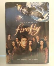 Firefly - The Complete Series (DVD, 2009, 4-Disc Set) - New
